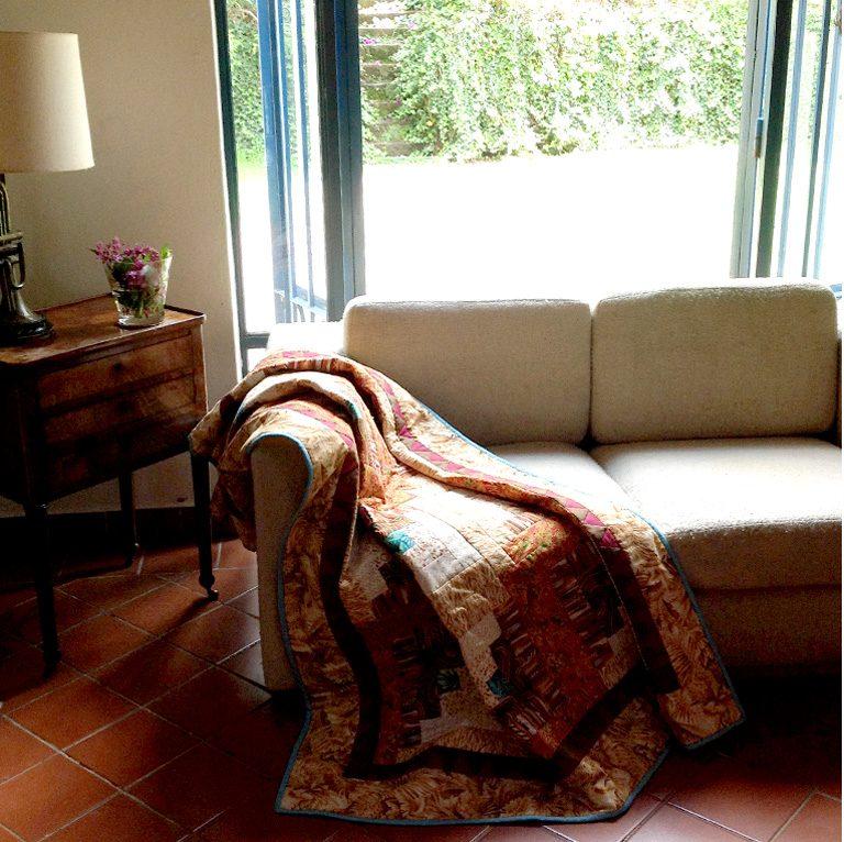 Mantas Para El Sofá Que Además Decoran
